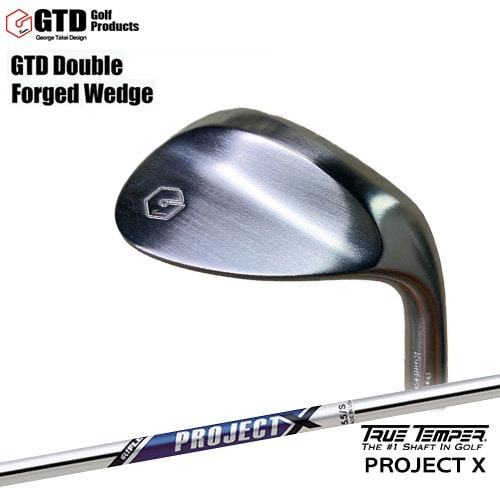 GTD_Double_Forged_Wedge/ダブルフォージドウェッジ/PROJECT_X/TRUE_TEMPER/OVDカスタムクラブ/代引NG【05P26Mar16】