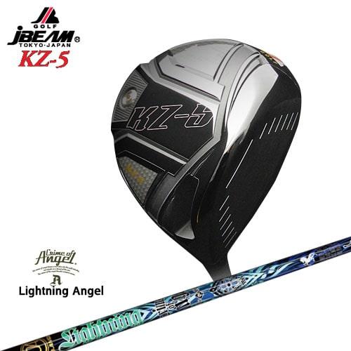 JBEAM_KZ-5_DRIVER/ジェイビーム/2019モデル/Lightning_Angel/ライトニングエンジェル/CRIME_OF_ANGEL/OVDカスタムクラブ【05P26Mar16】