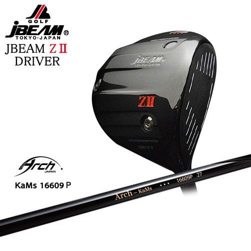 JBEAM_ZII_DRIVER/ジェイビーム/16609P/ARCH_GOLF/アーチゴルフジャパン/OVDカスタムクラブ【05P26Mar16】