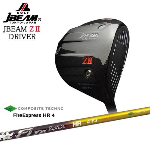 JBEAM_ZII_DRIVER/ジェイビーム/Fire_Express_HR4/エイチアール4/コンポジットテクノ/QUADRA/OVDカスタムクラブ【05P26Mar16】