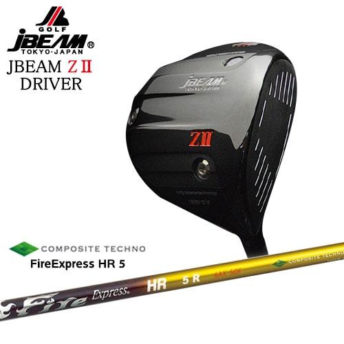 JBEAM_ZII_DRIVER/ジェイビーム/Fire_Express_HR5/エイチアール5/コンポジットテクノ/QUADRA/OVDカスタムクラブ【05P26Mar16】
