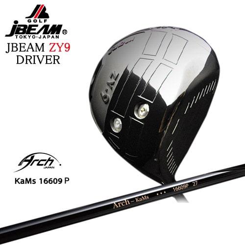 JBEAM_ZY-9_DRIVER/ジェイビーム/2019モデル/16609P/ARCH_GOLF/アーチゴルフジャパン/OVDカスタムクラブ【05P26Mar16】