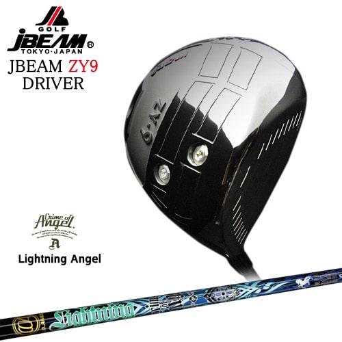 JBEAM_ZY-9_DRIVER/ジェイビーム/2019モデル/Lightning_Angel/ライトニングエンジェル/CRIME_OF_ANGEL/OVDカスタムクラブ【05P26Mar16】
