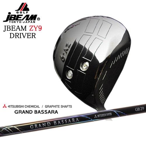 JBEAM_ZY-9_DRIVER/ジェイビーム/2019モデル/GRAND_BASSARA/グランド_バサラ/三菱ケミカル/OVDカスタムクラブ【05P26Mar16】