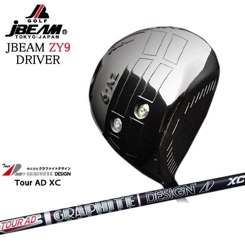 JBEAM_ZY-9_DRIVER/ジェイビーム/2019モデル/Tour_AD_XC/ツアーAD_XC/グラファイトデザイン/OVDカスタムクラブ【05P26Mar16】