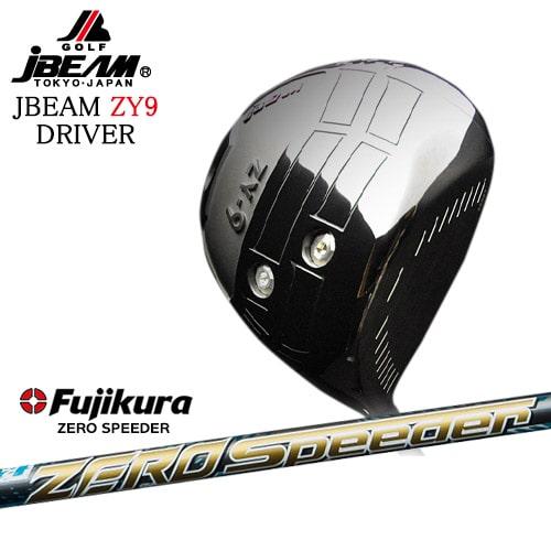 JBEAM_ZY-9_DRIVER/ジェイビーム/2019モデル/ZERO_SPEEDER/ゼロ_スピーダー/フジクラ/OVDカスタムクラブ【05P26Mar16】