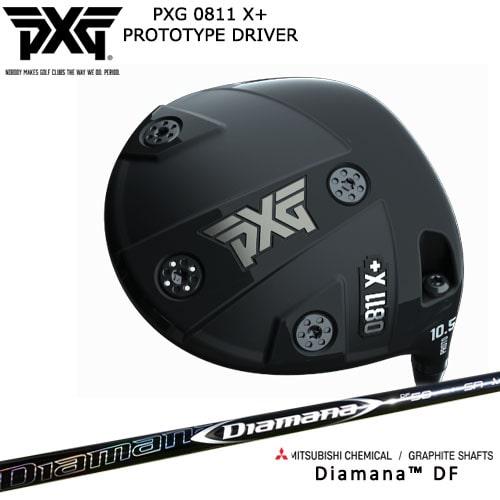 最新デザインの PXG/0811X+_PROTOTYPE/ドライバー/Diamana_DF/ディアマナ_DF/三菱ケミカル/カスタムクラブ/NG【05P26Mar16】, ライフスタイルショップ FUNFUN:c616f9f9 --- ceremonialdovesoftidewater.com
