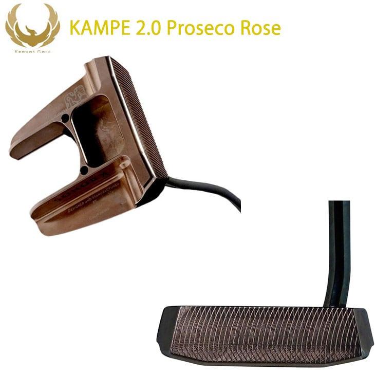 お気にいる KRONOS_GOLF/クロノスゴルフ/KAMPE_2.0_Prosecco_Rose/キャンピー_2.0_プロセッコ_ローズ/34インチ/世界限定40本/日本正規品【05P18Jun16】, Sai Marche de Sanuki:aa011711 --- promilahcn.com