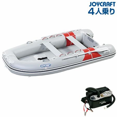 ゴムボート 4人乗り ジョイクラフト JEX-315ワイド(予備検査付)