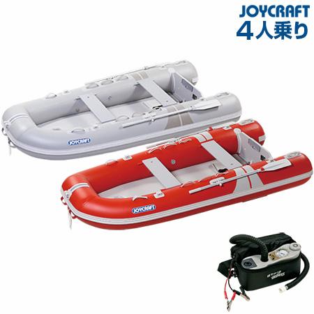 ゴムボート 4人乗り ジョイクラフト グランド325(予備検査付)