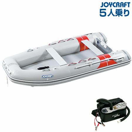 ゴムボート 5人乗り ジョイクラフト JEX-335(予備検査付)