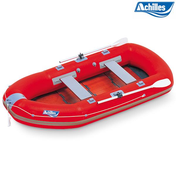 ゴムボート 4人乗り アキレスボート EZ4-942 ウッドフロアモデル(予備検査無)