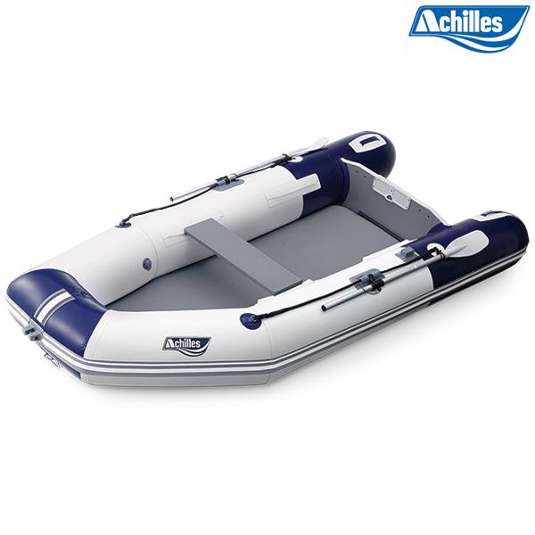 ゴムボート 4人乗り アキレスボート LF-297IB エアフロアモデル(予備検査無)