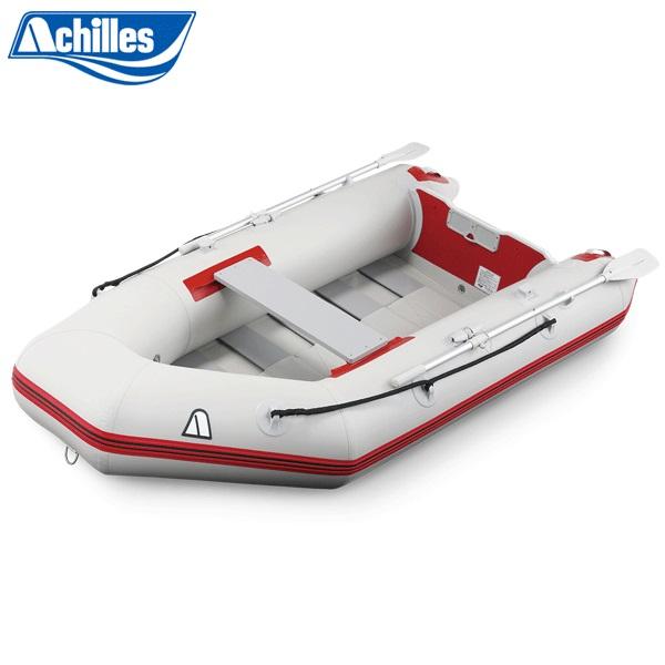 ゴムボート 3人乗り アキレスボート PVL-270RU ロールアップフロアモデル(予備検査無)