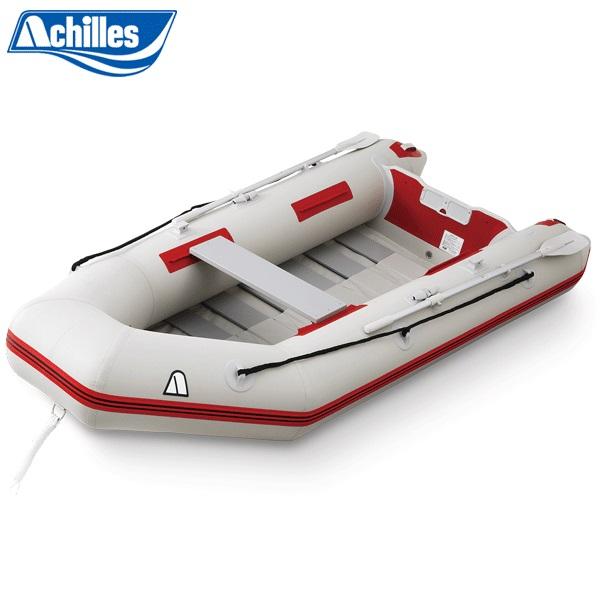 ゴムボート 4人乗り アキレスボート PVL-310RU ロールアップフロアモデル(予備検査無)