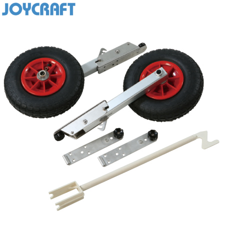 ジョイクラフト(JOYCRAFT) ゴムボート オプションパーツ ランチングホイール LW-6
