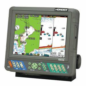 ホンデックス(HONDEX) 魚群探知機 PS-800GP 〈8.4型カラー液晶GPS内蔵プロッター魚探〉
