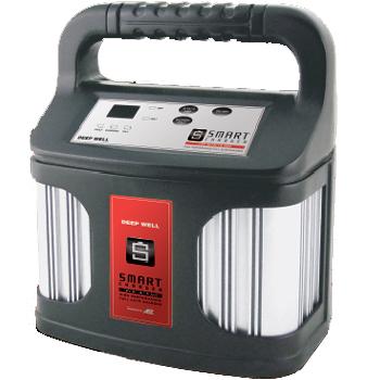 DEEP WELL バッテリーチャージャー スマートチャージャーDW-15S