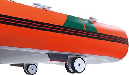 ジョイクラフト(JOYCRAFT) ゴムボート オプションパーツ ダイナキールホイール DW-J