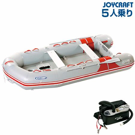 ゴムボート5人乗り ジョイクラフト JES-336(予備検査付)