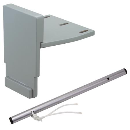 ジョイクラフト(JOYCRAFT) ゴムボート オプションパーツ モーターマウント&取り付けバーセット (MMT-1+MMT-B)