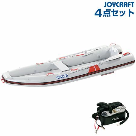 ジョイクラフト カヤック325HSセット (カヤック325+オール+腰掛板セット)