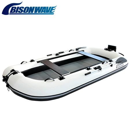 4月発売予定 ゴムボート6人乗り バイソンウェーブ BWE325-TS