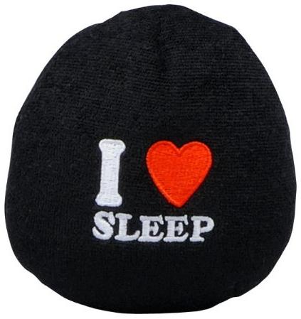 넴리에이르 I LOVE SLEEP (흑) M 4582426872394