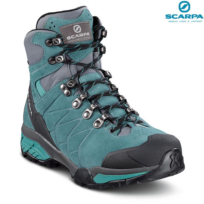 SCARPA ZG トレック GTX WMN 20SS スカルパ レディース 登山靴 縦走 トレッキングシューズ :SC22026