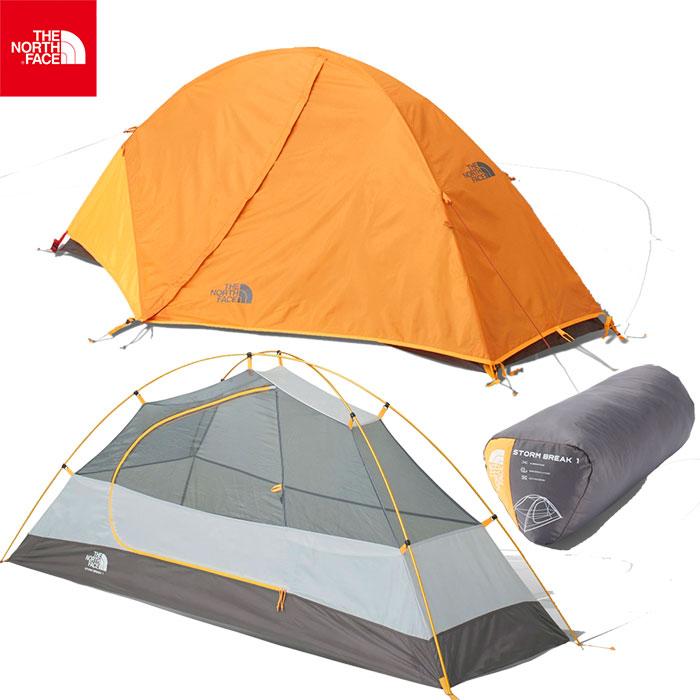 ポイント10倍!5/11 11:59までノースフェイス テント Stormbreak 1 20SS THE NORTH FACE 1人用 ドーム型テント キャンプ ツーリング 野フェス :NV21806
