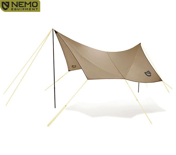 ポイント10倍!5/11 11:59までNEMO ニーモ SHADOWCASTER 110 シャドウキャスター 110 20SS テント タープ 登山 キャンプ ツーリング :NM-SCT-110-CY