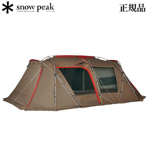 ポイント5倍!5/11 11:59までSNOWPEAK スノーピーク ランドロック キャンプ テント [大型商品送料別途] :TP-671R