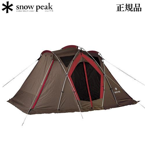 クーポン利用で10%OFF 8/9まで SNOWPEAK スノーピーク リビングシェル S キャンプ テント :TP-240