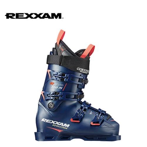クーポン利用で10%OFF 8/26まで! 19-20 REXXAM レクザム R-EVO 110M(BX-Hインナー) スキーブーツ 2020 基礎 上級:X1K8-778-280