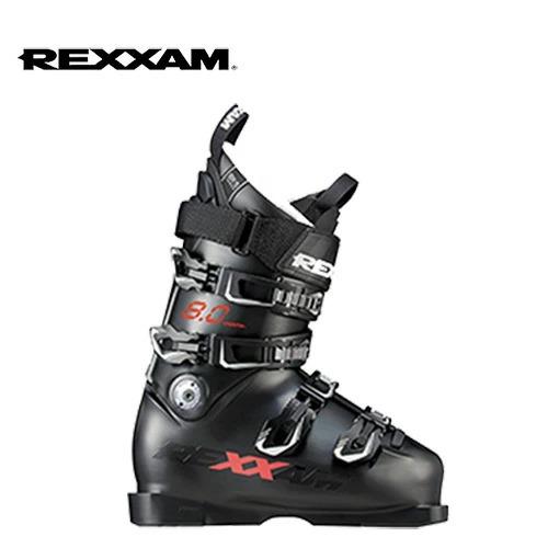 ポイント10倍!5/11 11:59まで19-20 REXXAM レクザム XX-8.0(BX-Sインナー) スキーブーツ 2020 モーグル フリースタイル:X2KL-299-280