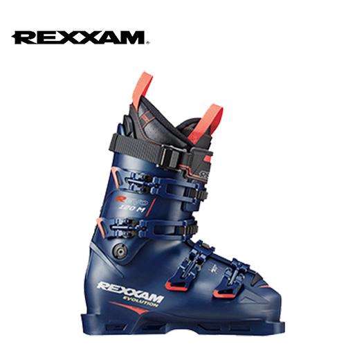 ポイント10倍!5/11 11:59まで19-20 REXXAM レクザム R-EVO 120M(BX-Hインナー) スキーブーツ 2020 基礎 上級:X1K7-778-280