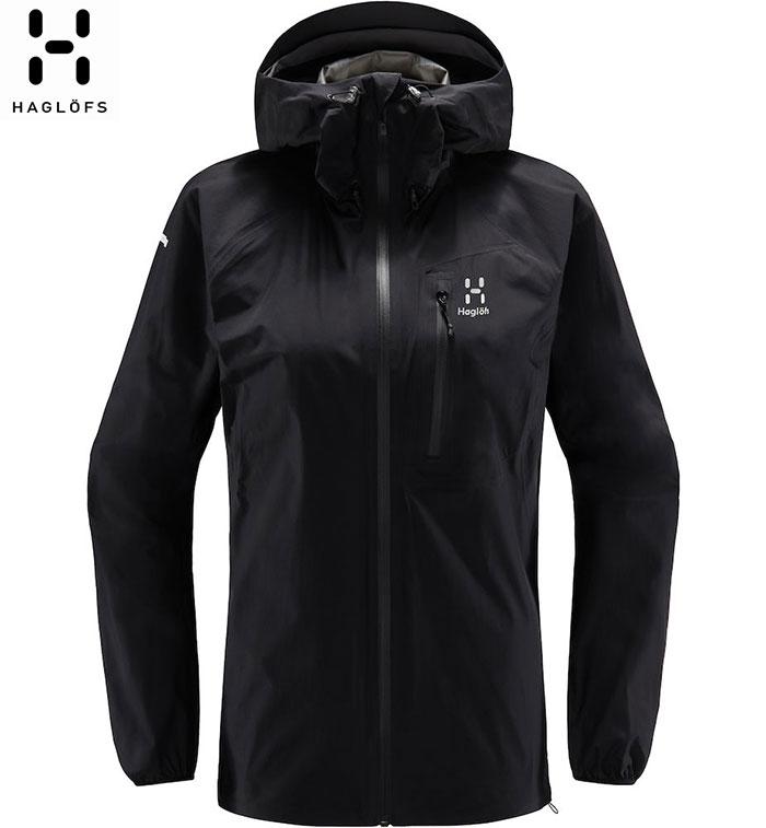 ポイント10倍!5/11 11:59までHaglofs ホグロフス L.I.M Series Jacket Women 20SS レインジャケット レディース GORE-TEX :604543