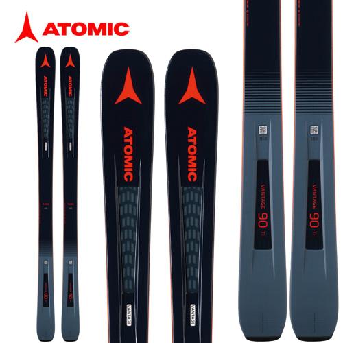 [旧モデル特価] ATOMIC アトミック 18-19 VANTAGE 90 TI (板のみ) バンテージ 2019 スキー オールラウンド オールマウンテン