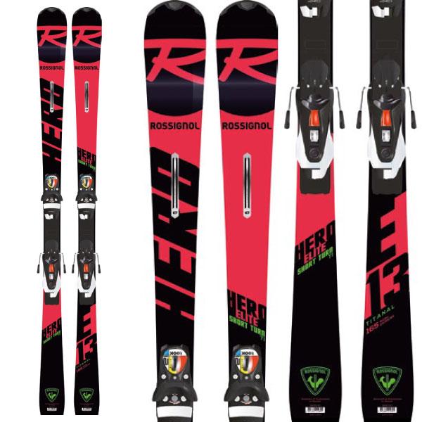 クーポン利用で10%OFF!ROSSIGNOL ロシニョール 19-20 スキー 2020 HERO ELITE ST TI + (SPX12 Konect 金具付き) ヒーローエリート ST Ti スキー板 :RAHLA02-l
