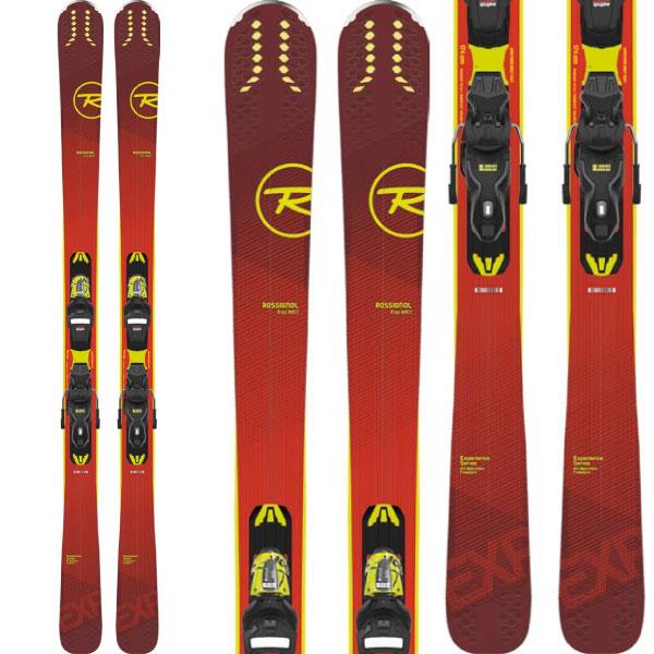 ポイント10倍!5/11 11:59までROSSIGNOL ロシニョール 19-20 スキー 2020 EXPERIENCE 80CI + (XPRESS 11 GW0 金具付き) エクスペリエンス 80CI スキー板 :RAIFH01