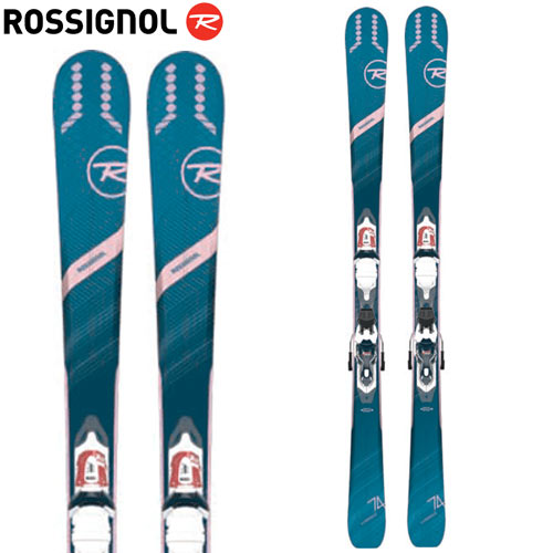 クーポン利用で10%OFF!ROSSIGNOL ロシニョール 19-20 スキー 2020 EXPERIENCE 74 W + (XPRESS W 10 金具付き) エクスペリエンス 74 W レディース スキー板 :RAIFG04