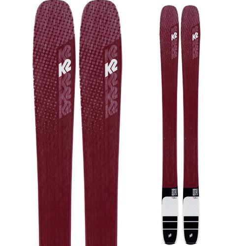 ポイント10倍!5/11 11:59までK2 ケーツー 19-20 スキー MINDBENDER 106C ALLIANCE マインドベンダー 106C アライアンズ(板のみ) スキー板 2020 レディース パウダー ロッカー (onecolor):