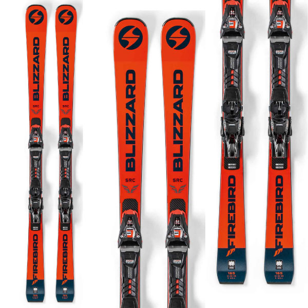 ポイント10倍!5/11 11:59までBLIZZARD ブリザード 19-20 スキー 2020 FIREBIRD SRC ファイアーバード SRC (金具付き) スキー板 オールラウンド: