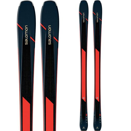 クーポン利用で10%OFF!SALOMON サロモン 19-20 スキー 2020 XDR 84 TI (板のみ) スキー板 オールマウンテン (onecolor):