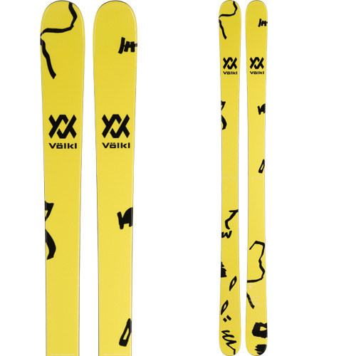 クーポン利用で10%OFF!VOLKL フォルクル 19-20 スキー 2020 REVOLT 87 レボルト 87 (板のみ) スキー板 フリースタイル (onecolor):