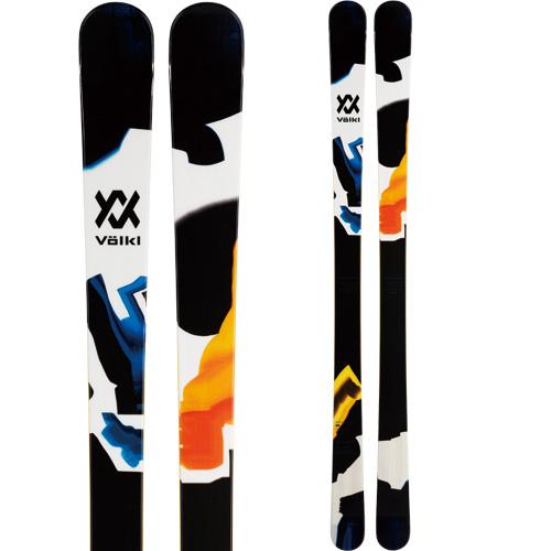 クーポン利用で10%OFF!VOLKL フォルクル 19-20 スキー 2020 REVOLT 86 レボルト 86 (板のみ) スキー板 フリースタイル (onecolor):