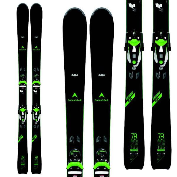 ポイント10倍!5/11 11:59までDYNASTAR ディナスター 19-20 スキー 2020 SPEED ZONE 4x4 78 PRO (金具付き) スキー板 オールマウンテン:
