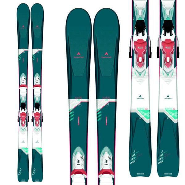 クーポン利用で10%OFF!DYNASTAR ディナスター 19-20 スキー 2020 INTENCE 4x4 78 W インテンス (金具付き) スキー板 オールマウンテン: