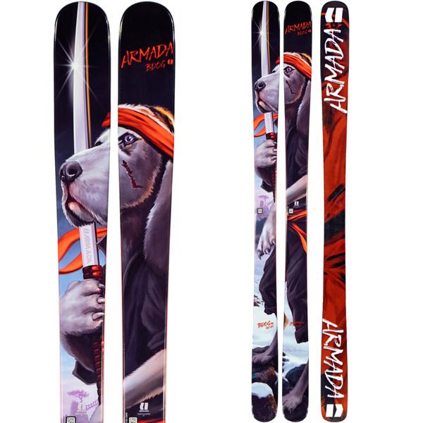 ポイント10倍!5/11 11:59までARMADA アルマダ 19-20 スキー 2020 BDOG ビードッグ (板のみ) スキー板 フリースタイル: