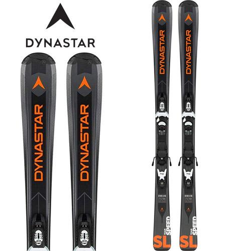 ポイント10倍!5/11 11:59までDYNASTAR ディナスター 19-20 スキー TEAM SPEED チームスピード 100-130cm (金具付き) 2020 ski ジュニアスキー (Black):DAHJY03